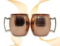 Copper Mug (2 Pieces)