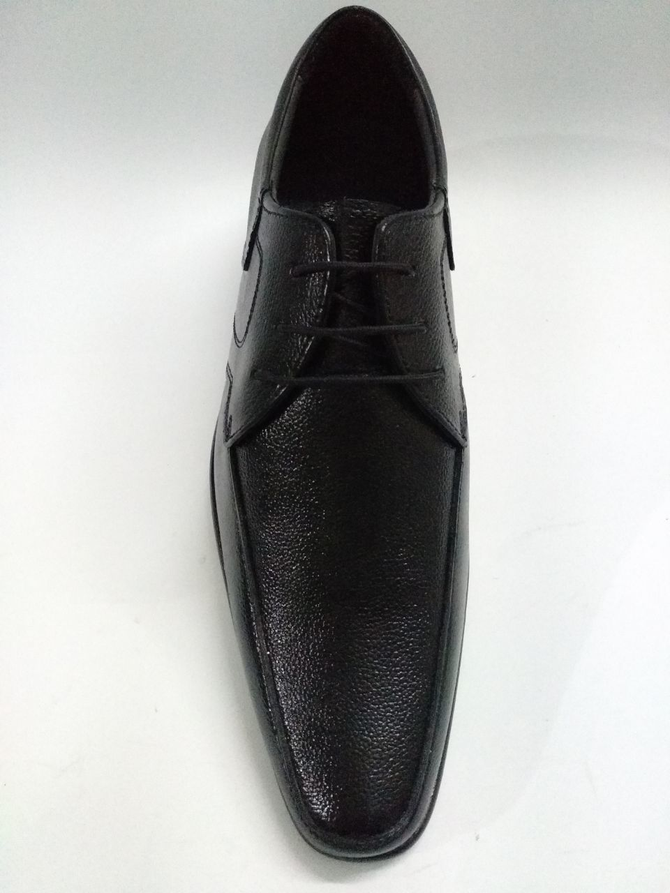 LEATHER FORMAL SHOES FOR MEN'S ON PVC SOLE