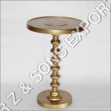 Hammered Head Table