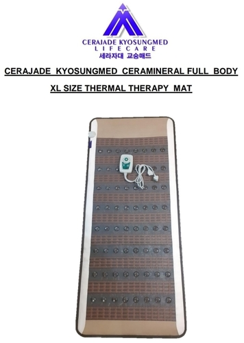 Tourmaline Mat (Ceramineral Health Full Body)