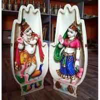 Marble Dust Radha Krishna