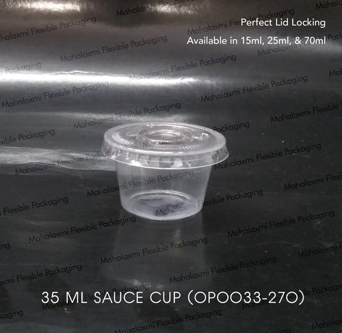 35 ML SAUCE CUP