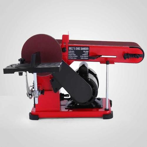 Belt Grinder Machine