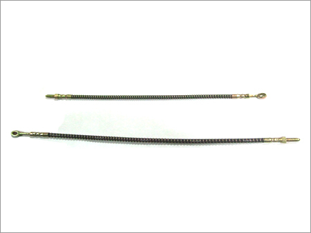 BRAKE  HOSE MARSHAL (REAR) 17.5