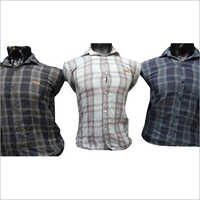Mens Slim Fit Checked Shirt