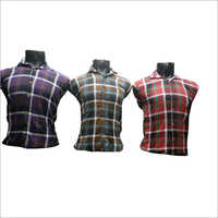 Mens Trendy Checked Shirt