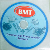Common Rail Pump Injector Software