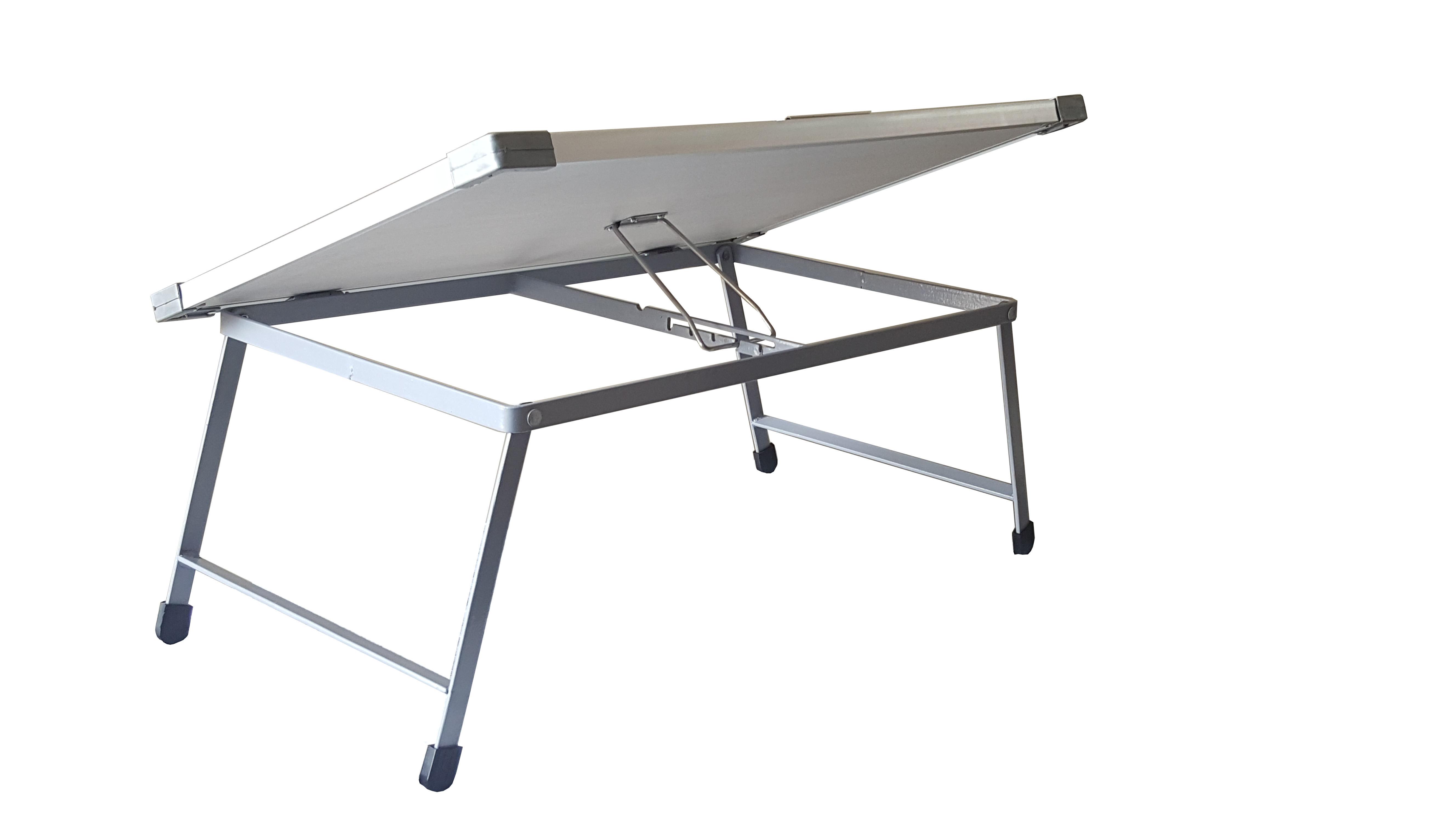 Multipurpose  Metal Folding Laptop Table, Whiteboard table.
