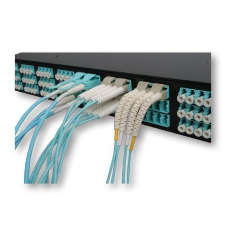 001 series LC + Bendable Boot fiber patch cord