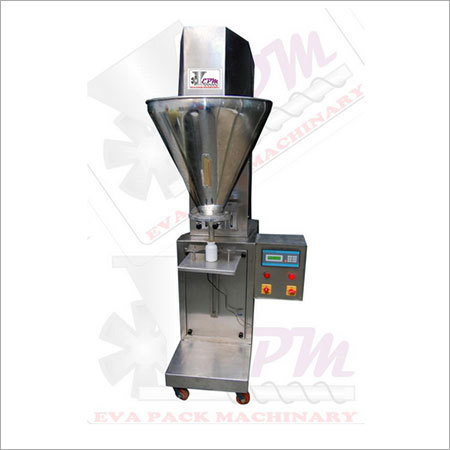 Semi Automatic Powder Filling Machine