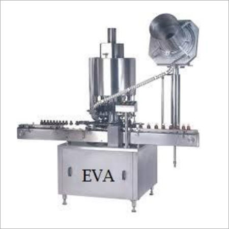 Automatic Eight Head Capping Machine