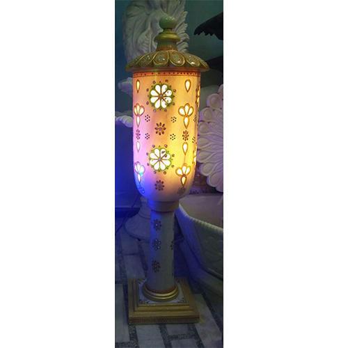 Marble Umbrella Lamp