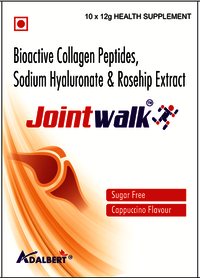 Each 12g Sachet Of Collagen Peptite , Hyaluronic Acid , RoseHip Ext Contains: