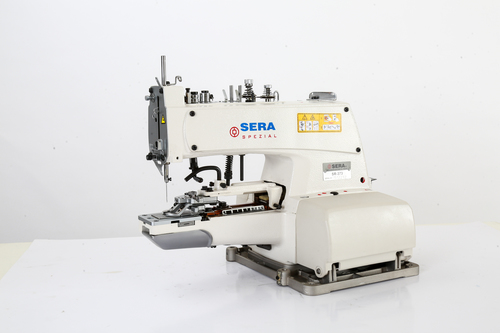 Chain stitch Button Sewing Machine
