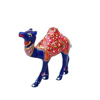 Blue Metal Camel