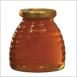 Honey Glass Bottle