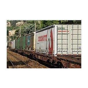 Rail Freight Forwarding