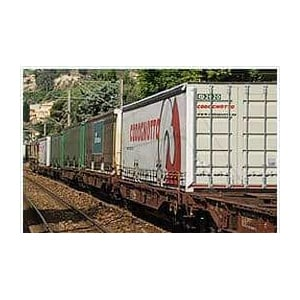 Rail Freight Forwarding Services