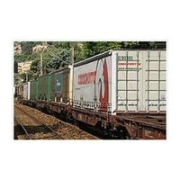 Rail Freight Forwarding Services