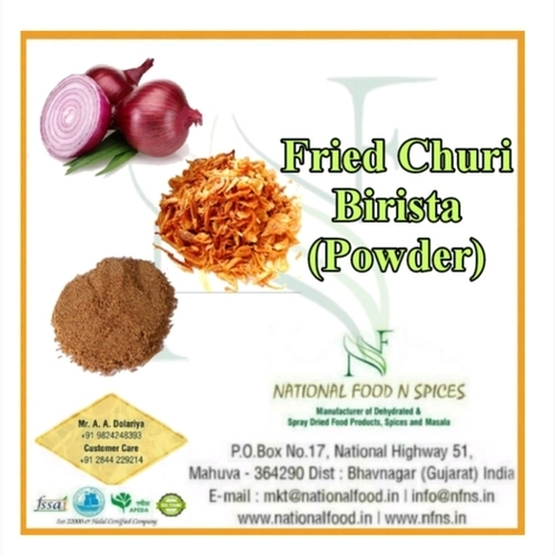 Fried Onion Powder