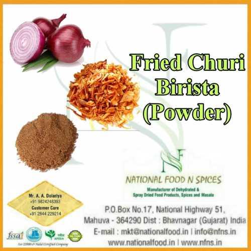 Fried Onion Churi