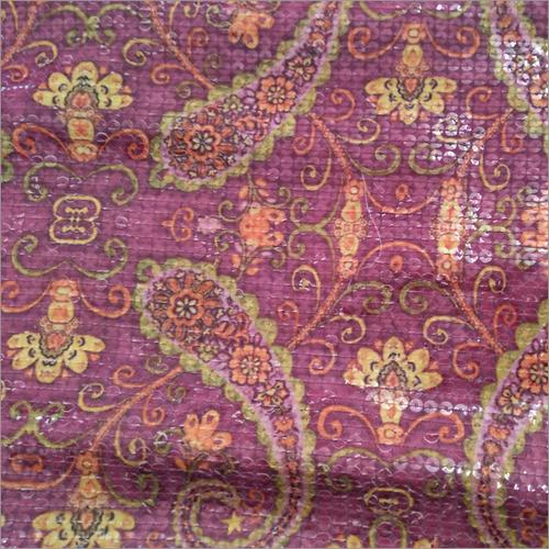 Poly Sequence Digital Print Fabrics