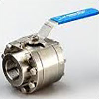 Stainless Steel Female BSPT Ball Valves
