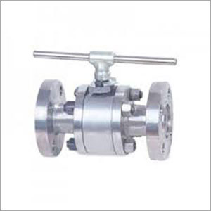 Stainless Steel Flanged RTJ face 3 piece forged Ball Valves