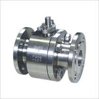 Stainless Steel Forged RF Face 2 piece Ball Valves