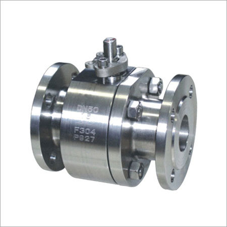 Stainless Steel Forged RF Face 2 Piece Floating Ball Valves