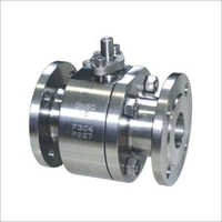 Stainless Steel Forged RTJ Face 2 Piece Floating Ball Valves