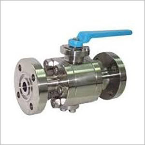 Stainless Steel Forged Trunnion RTJ Face Ball Valves