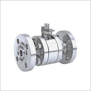 Stainless steel RTJ face forged ball valves
