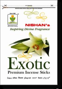 Exotic Incense Sticks