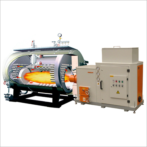 Bio Mass Pellet Steam Boiler
