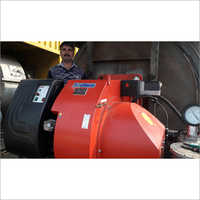 Hot Mix Plant Burner
