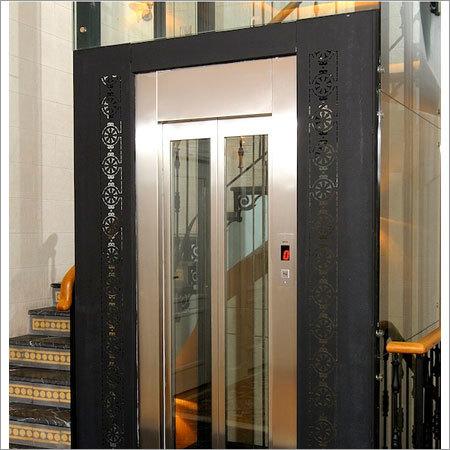 Home MRL Single Phase Elevators