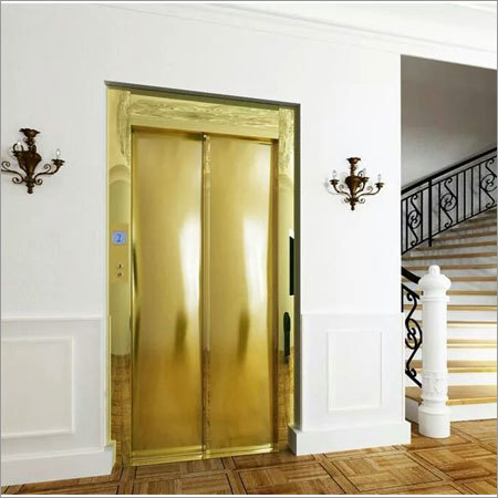Home MRL Single Phase Elevators