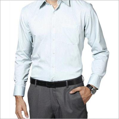 Full Sleeve White Formal shirt