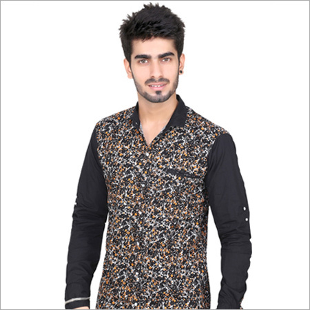 Design Full Sleeve Casual Shirt