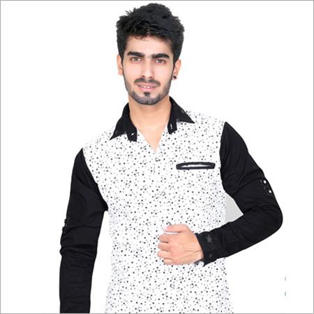 Printed Full Sleeve Casual Shirt