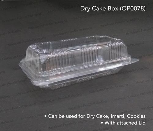 Dry Cake Box
