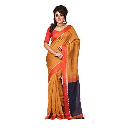 Multicolor Handloom Saree