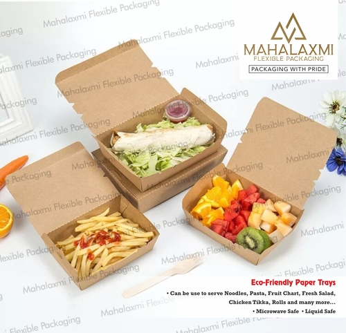 Fast-Food Packaging Manufacturer, Supplier, Exporter In
