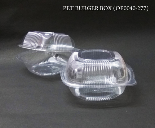 Pet Burger Box