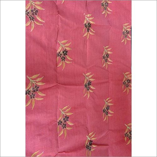 Embroidery  Tant Saree