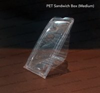 PET Sandwich Box (Medium)