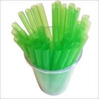 Plastic Round Straw