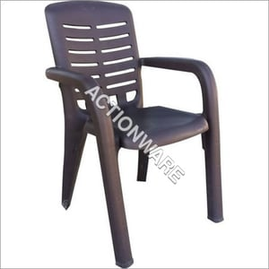 Plastic Chair With Handle