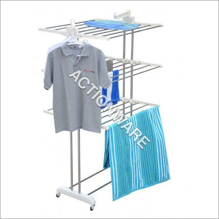 3 Layer Fordable Cloth Stand